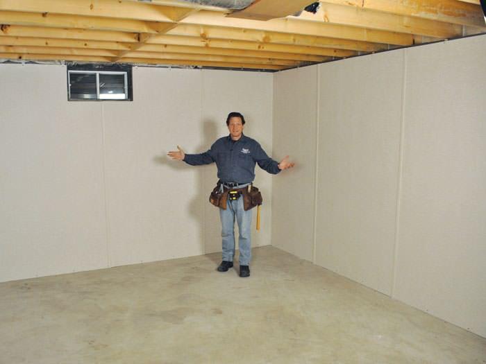Inorganic Basement Wall Panel Contractors In Grande Prairie St